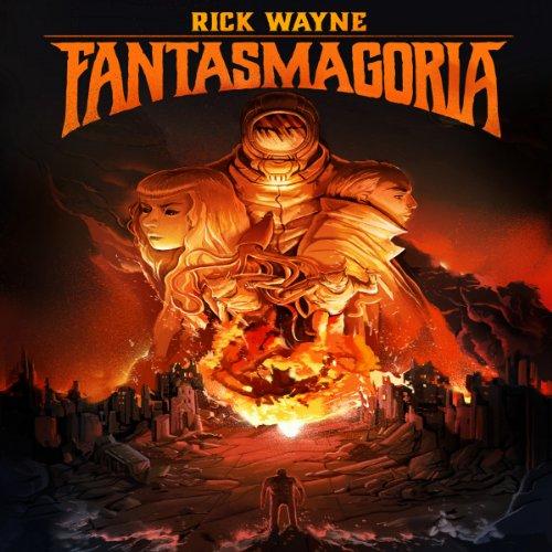 Fantasmagoria audiobook cover art