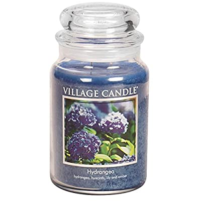 Village Candle Hydrangea 26 Oz Jars from Village Candle