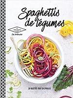 Spaghettis de légumes de Zoé Armbruster