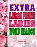Extra Large Print Ladies Word Search