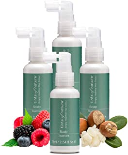 Tints of Nature Natural and Organic Scalp Treatment Soothes and Restores - Sensitive Scalps 4 x 75ml