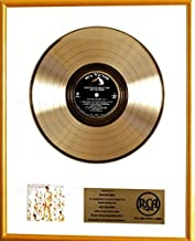 Elvis Presley Elvis' Gold Records Volume 2 50,000,000 Elvis Fans Can't Be Wrong LP Gold Record Award