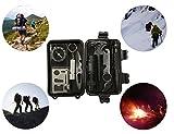 Kits de supervivencia de emergencia (10en 1, la conjunto herramienta de servie, 10pcs herramientas