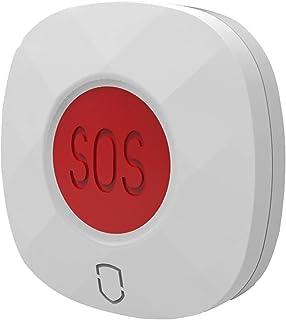 Wolf-Guard 433MHz GSM Ouderen SOS Noodsituatie Paniekknop voor Home Alarmsysteem