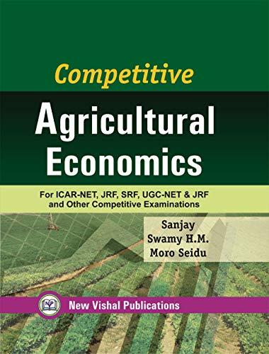 Competitive Agricultural Economics