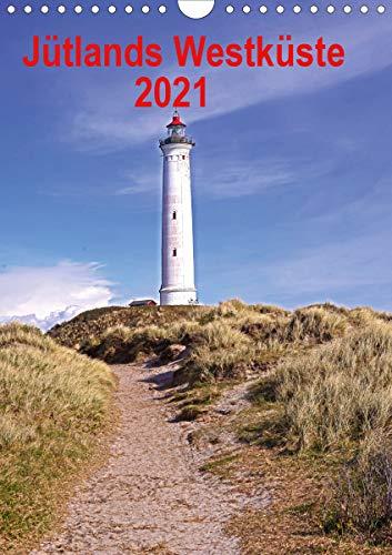 Jütlands Westküste 2021 (Wandkalender 2021 DIN A4 hoch)