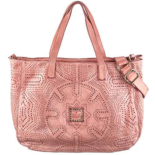 Campomaggi Shopper Tasche Leder 37 cm
