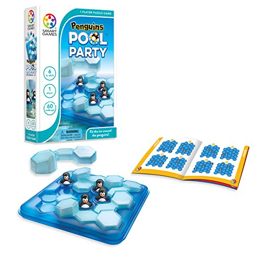 smart 518488 games SG431 Penguins Pool Party