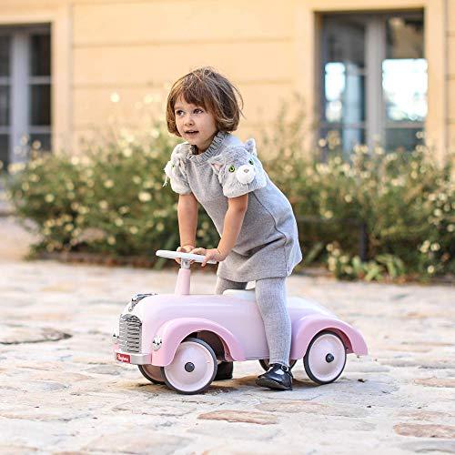 Baghera Voiture Porteur Multidirectionnel, Trotteur bébé pour Fille, Jouet pour Enfant 1 an et...
