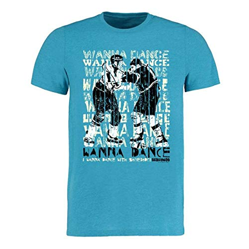 Scallywag® Eishockey T-Shirt Wanna Dance Hockeyfight I Größen XS - 3XL I A BRAYCE® Collaboration (Eishockey Ausrüstung) (L)