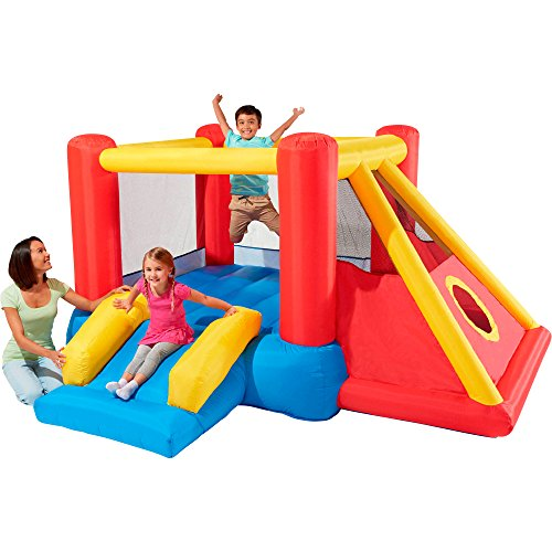 Play Day Inflatable Teepee Fort Bounce House