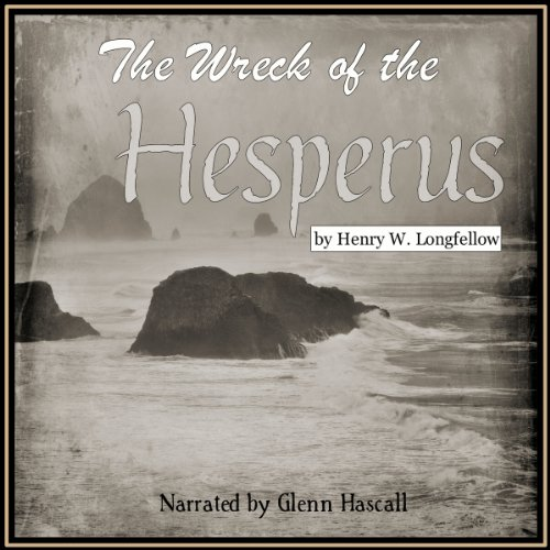 The Wreck of the Hesperus audiobook cover art