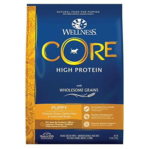 Top 10 Best Wellness Core Grain Free Puppy Comparison