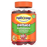 Haliborange Multivitamins Strawberry Fruit Softies, Pack of 60