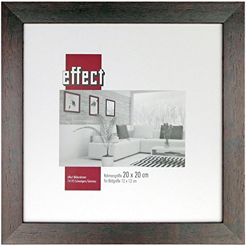 Effect Bilderrahmen Effect Profil 2210 20x20 Holz braun 2210202044