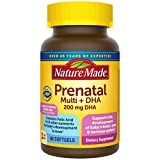 Best Prenatal Vitamins - Prenatal Multi + DHA Softgels, Prenatal Vitamins Review