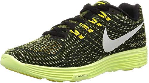 Nike Wmns Lunartempo 2, Zapatillas de Running Mujer, Amarillo (OPTI Yellow/White-Black-Vlt IC), 38