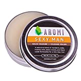 Sexy Man Solid Cologne | Vegan and Cruelty-free Men's Fragrance, 1.0 ounce