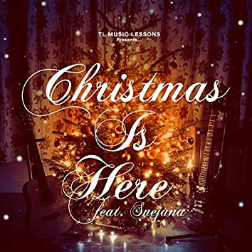 Christmas Is Here (Instrumental Backing Track)