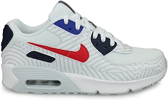 Amazon.com | Nike Air Max 90 GS Running Trainers CZ8650 Sneakers ...