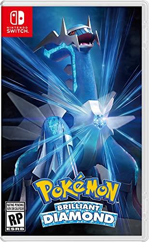 Pokemon Brilliant Diamond (輸入版:北米) – Switch
