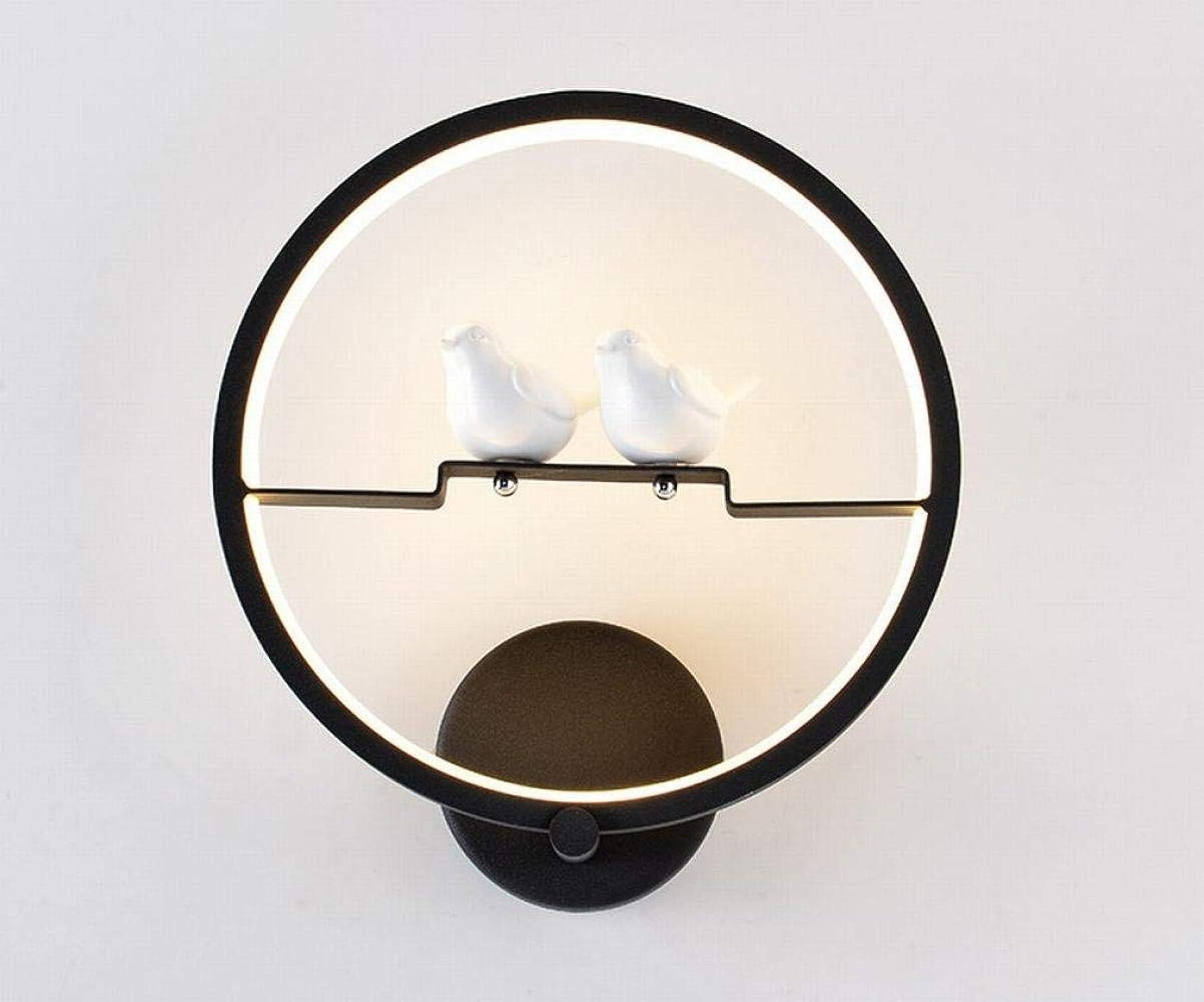 ZYY  Led lampe murale nordique simple mode créatif personnalité salon escalier allée chambre lumières