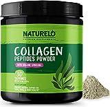 NATURELO Collagen Peptides Powder - Best Supplement for Skin, Hair, Joint Health...