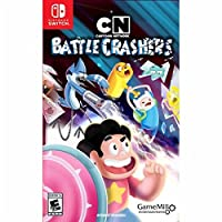 Cartoon Network Battle Crashers Nintendo Switch カートゥーンネットワーク バトルクラッシャーニンテンドースイッチ北米英語版 [並行輸入品]