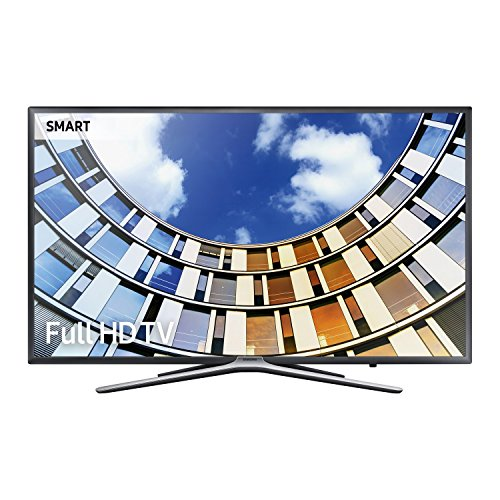 Samsung UE49M5520AKXXU 49-Inch SMART Full HD TV - Dark Titan