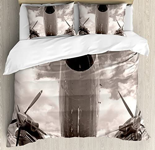 Airplane duvet cover _image1