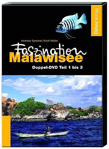 Faszination Malawisee: Teile 1, 2 und 3 auf DVD