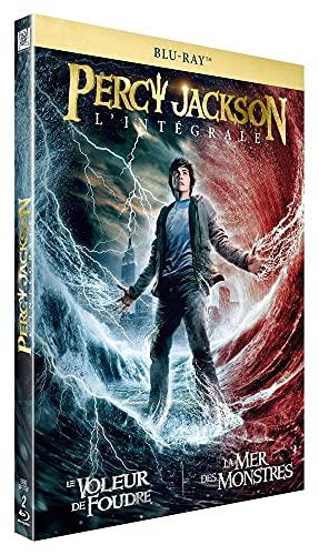 Voleur de Foudre + Percy Jackson 2 : La mer des Monstres [Blu-Ray]