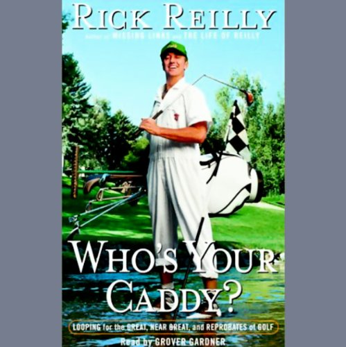 Who's Your Caddy? cover art
