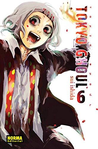 TOKYO GHOUL 06 (Shonen - Tokyo Ghoul)