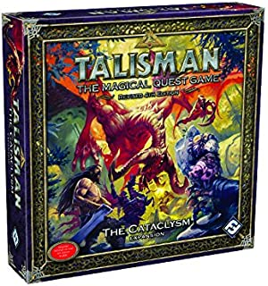 Talisman 4th Edition: The Cataclysm Expansion