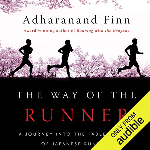 The Way of the Runner audiobook cover art