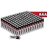 Energizer Alkaline MAX - Pack de 120 Pilas Alcalinas AAA