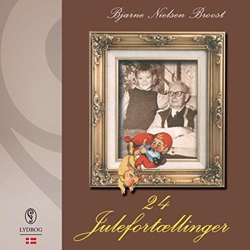 24 Julefortællinger (Danish Edition) audiobook cover art