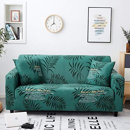 Housses de canapé Housses de canapé Extensibles pour Salon Housses de canapé élastiques Causeuse Meubles sectionnels Protecteur de Chaise A22 3 Places