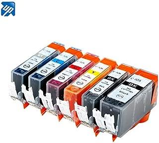 HAMISS 6x INK CARTRIDGE for CANON PGI525 CLI 526 BK 526C 526M 526Y 526 GREY for CANON PIXMA MG6100 MG6150 MG6250 MG5150 MG8150 PRINTER