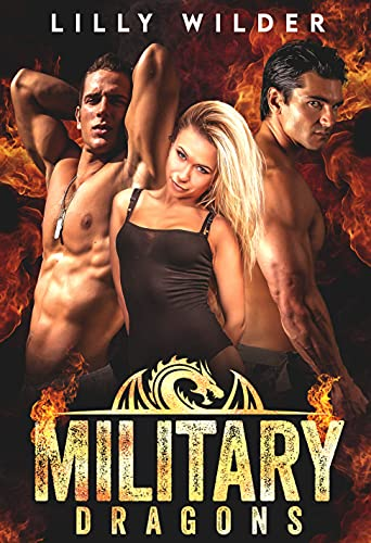 Military Dragons by Lilly Wilder ebook deal
