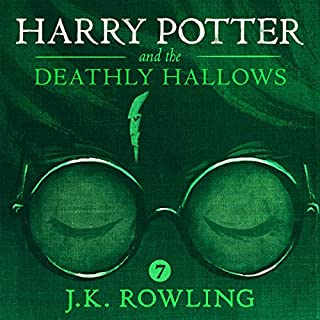 Harry Potter and the Deathly Hallows, Book 7                   Written by:                                                                                                                                 J.K. Rowling                               Narrated by:                                                                                                                                 Jim Dale                      Length: 21 hrs and 36 mins     1,479 ratings     Overall 5.0