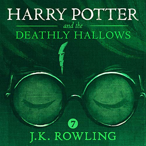 Harry Potter and the Deathly Hallows, Book 7                   Written by:                                                                                                                                 J.K. Rowling                               Narrated by:                                                                                                                                 Jim Dale                      Length: 21 hrs and 36 mins     1,486 ratings     Overall 5.0