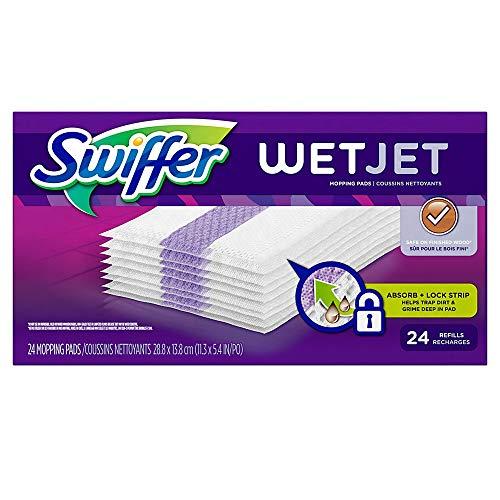 Swiffer Wet Jet Mopping Pad Refills - Original - 24 ct