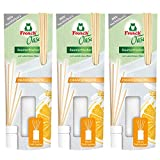 Frosch Oase Orangenblüte Nachfüller 90ml - mit natürlichen Ölen (3er Pack)