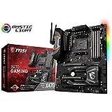 MSI X470 GAMING M7 AC ATX ゲーミングマザーボード [AMD X470チップセット搭載] MB4386