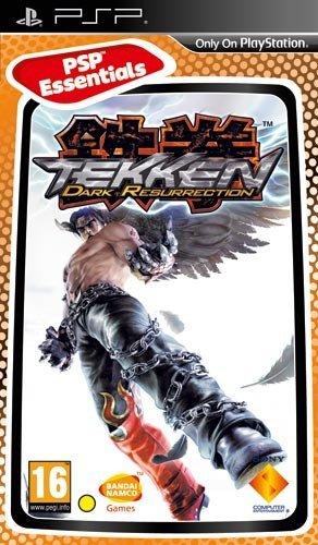Tekken Dark Resur. PSP Essent. PEGI Sony