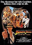 Indiana Jones and The Temple of Doom - Harrison Ford -