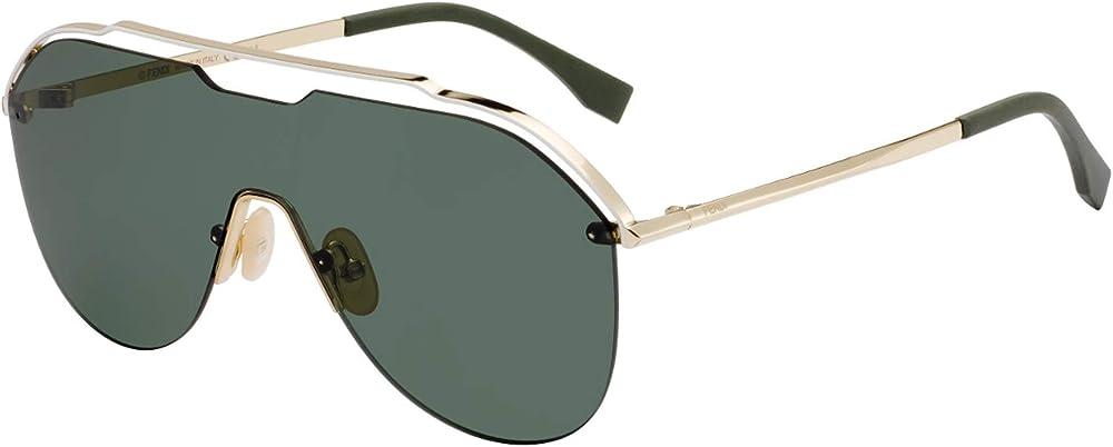 Fendi, occhiali da sole per uomo modello m0030/s FF M0030/S QT J5G 99