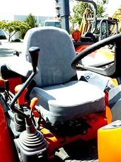 Durafit Seat Covers, KU02-V7 Kubota Tractor M5040/M6040/M7040/M8540/M9540 in Comfortable Auto Fabric